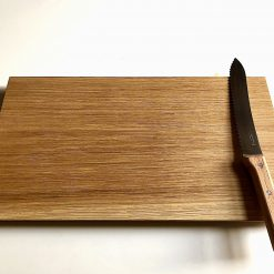 Bevelled chopping board
