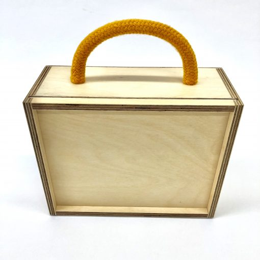 Plywood Lunch Box